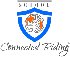 School of Connected Riding logo
